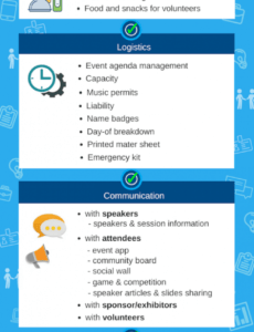 21 commonly missed event planning checklist details  whova festival planning checklist template word