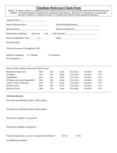 9 check request forms & templates  pdf doc  free reference checklist template example