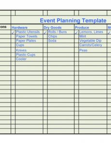 free 50 printable to do list & checklist templates excel  word company picnic checklist template example