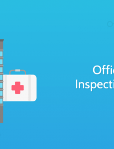 free office safety inspection checklist  process street office safety checklist template sample