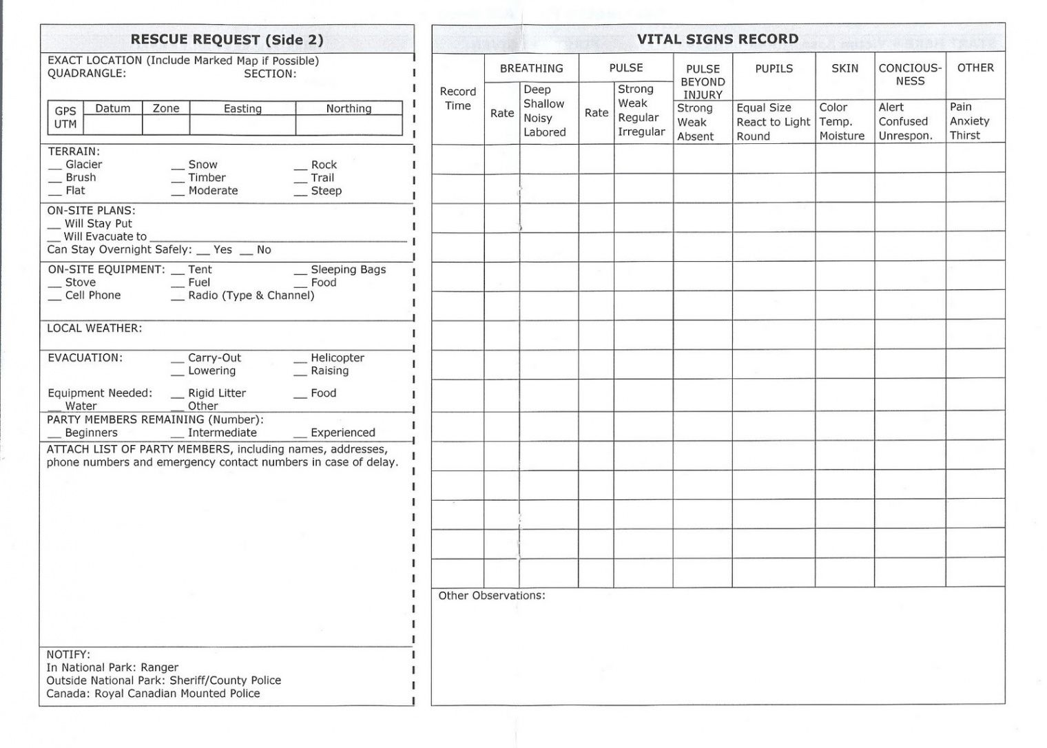 first aid log sheet template  the y guide first aid supply checklist template word
