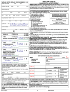 editable police ticket template  fill online printable fillable speeding ticket template sample