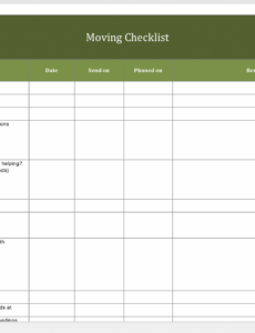 free free moving checklist office relocation checklist template doc