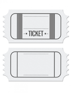 free pin by lucy escobedo on cool  ticket te 958685  png blank concert ticket template sample