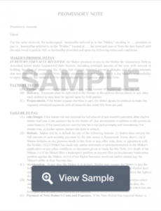 editable free texas promissory note templates pdf & docx  formswift texas promissory note template excel