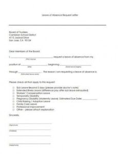 free 10 school absence letter samples & templates in ms school absence note template word