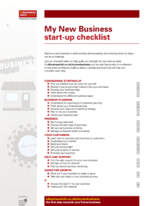 free 11 startup business checklist examples in pdf business startup checklist template example