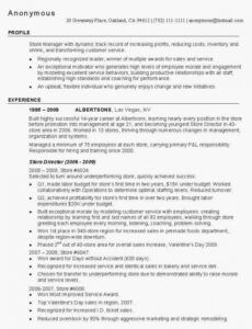 Professional Entry Level Sales Resume Template  Sample