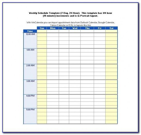 Best Timesheet Template For Multiple Projects  Example