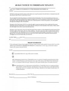 Costum Apartment Eviction Notice Template Word Example