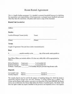Free One Month Notice Letter To Landlord Template  Example
