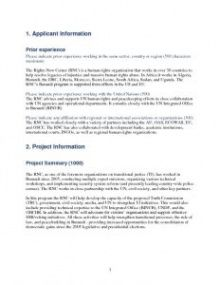 Concept Note Template For Research Proposal Pdf Example