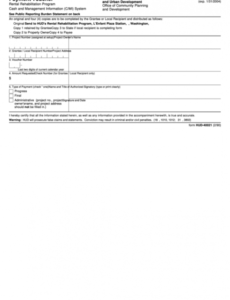 Editable Rent Payment Coupon Template Doc