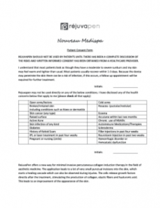 Printable Medical Consult Note Template Excel Example