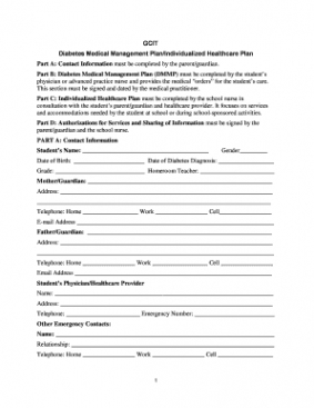 Professional Medical Consult Note Template Word Sample