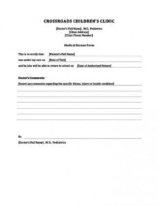 sample of doctor's note templates • hloom dentist excuse note template
